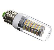 6W E26/E27 Bombillas LED de Mazorca T 120 SMD 3528 420 lm Blanco Natural AC 100-240 V