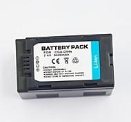 5400mAh batteria videoregistratore CGA-D54S per caso Panasonic AG-ac90mc ag-hpx1733mc ag-hvx203mc