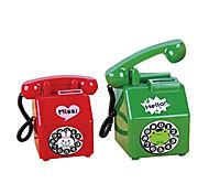 engraçado brinquedos velhos bancos de poupança forma de telefone para presentes
