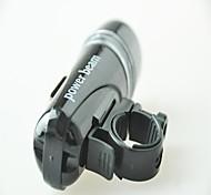 Radlichter , Scheinwerfer / Radlichter - 2 Modus Lumen Wasserdicht / rutschfester Griff AAA BatterieCamping / Wandern / Erkundungen /