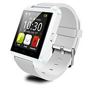 u u8 reloj inteligente bluetooth reloj podómetro con pantalla táctil