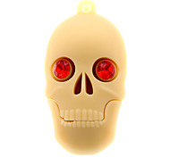 ZP32 64GB Cartoon Human Skeleton USB 2.0 Flash Drive Assorted Color