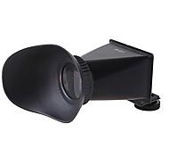 newyi v5 LCD-Sucher 2.8x 3 '' Lupe Extender Magnetblende für Nikon 1 J1 V1 Kamera