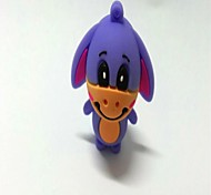 8g artoon l'asino 2.0 usb flash drive