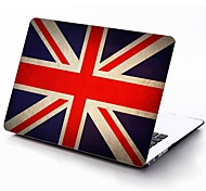 UK Flag Design Full-Body Protective Plastic Case for 11-inch/13-inch New MacBook Air