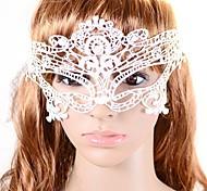 europeu do vintage estilo gótico máscara dança rendas