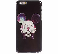 Cartoon Design Aluminum Hard Case for iPhone 6