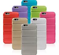 hhmm® einfarbig TPU Soft Cover für iPhone 6 (verschiedene Farben)