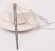 Harry Potter Magic Wand Sirius Wand Black Vintage  Necklace
