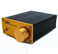 Amplificador de potência de 100w digital de amplificador de potência com amplificador de família de alta potência amplificador digital amplificador