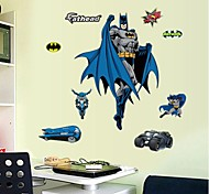 Doudouwo® Wall Stickers Wall Decals, People My Hero PVC Wall Sticker