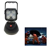 liancheng® 15w 1200 lumens portable LED Super Bright lumière de travail pour inspection et réparation de voitures éclairage extérieur