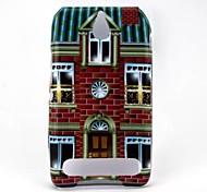 House Design TPU Soft Case for Sony Xperia E1