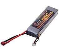 Fire bull 11.1 35c 6200mAh li-po battery