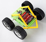 DIY Big Wheel 4x4 Educational Novelty Toys