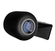 "NewYi V3 2.8X 3.0"" 3:2 LCD Viewfinder Magnifier Eyecup Extender V3 for Canon 600D 60D T3i"