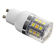4W GU10 LED a pannocchia T 31 SMD 5050 280 lm Bianco AC 220-240 V