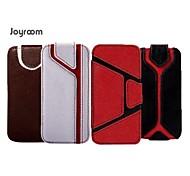 joyroom xiang série d'affaires style sport vertical étui en cuir flip pour iphone 5/5 ans (couleurs assorties)