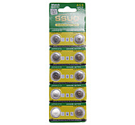 AG8/LR1120/391 1.55V Alkaline Watch Battery 10PCS