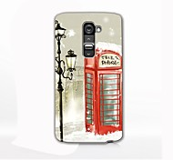 Telephone Design Hard Case for LG G2