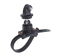 YuanBoTong   360 Degree Rotating Belt Type Fixed Bracket with Tripod Adapter for GoPro Hero3+/3/2/1