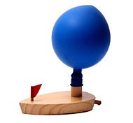 Children  Wooden Balloon Toys