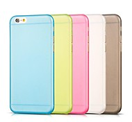 HOCO Thin Series Ultra Slim Frosted TPU Case for iPhone 6(Assorted Colors)