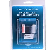 Professional LCD Screen Protector Optical Glass Special for Canon 1000D DSLR Camera