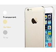 Transparent Mellow Plastic Soft Cover for iPhone 6