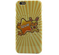 Shining Star Style Hard Cover for iPhone 6