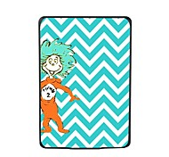 """Elonbo® Lovely Couple 6"""" Protective Plastic Back Case for Amazon Kindle Paperwhite / Kindle Paperwhite 2"""