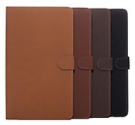 Retro Matte Texture  Leather Protective   Flip Case Cover for Samsung Galaxy Tab S T700