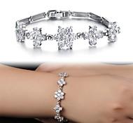 AAA Zircon Crystal Bracelet