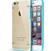 Ultra Transparent Glow in Dark Case for iPhone 6s 6 Plus