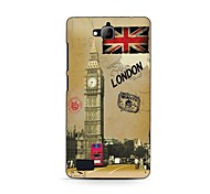 Sights of London Design Hard Case for HuaWei Honor 3C