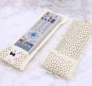 Remote Control Lace Storage Bag (Random Color)