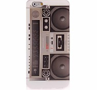 Radio Design Soft Case for iPhone 6
