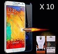 ultimative Stoßdämpfung Displayschutzfolie für Samsung Galaxy Note 4 (10 Stück)