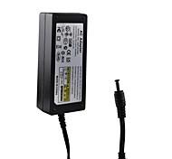 36W 12V 3A Power Adapter for LED Light Strip and CCTV Security Camera - Black (100~240V)