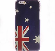 Australian Flag Design Hard Case for iPhone 6 Plus