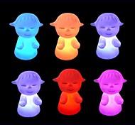 coway belle somnambulisme poupée colorée veilleuse conduit