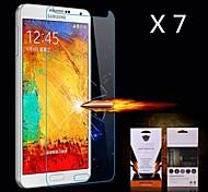 ultimative Stoßdämpfung Displayschutzfolie für Samsung Galaxy Note 4 (7tlg)