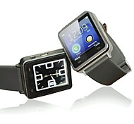 Iradish I7 Bluetooth Smart Watch Wearable Device (Pedometer, Sleep Monitor, Keyfinder, Camera ,Music etc)