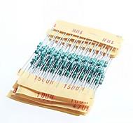 1/4 Вт Цвет кольцо индуктивность сумка 0410 индукторы 1UH-1mH 12kinds каждый 10шт всего 120pcs