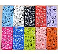 meine cover®faerie bunte PC-Festrückseitige Abdeckung für iphone 6 (Farbe sortiert)