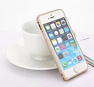 Diamond Aluminum Alloy  Bumper Frame Cover for iPhone 5/5S (Assorted Colors)