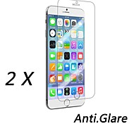 High Quality Anti-fingerprint Screen Protector for iPhone 6 (2 pcs)