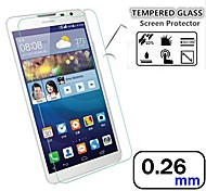 9H 0.26mm Premium Anti-shatter Tempered Glass Screen Protective Film for Huawei Ascend Mate 7