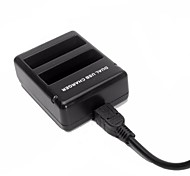 Accessori GoPro Charger Per Altro ABS