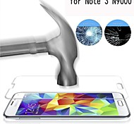 protector de pantalla transparente ultra-delgada de cristal templado para Samsung Galaxy Note N9000 3